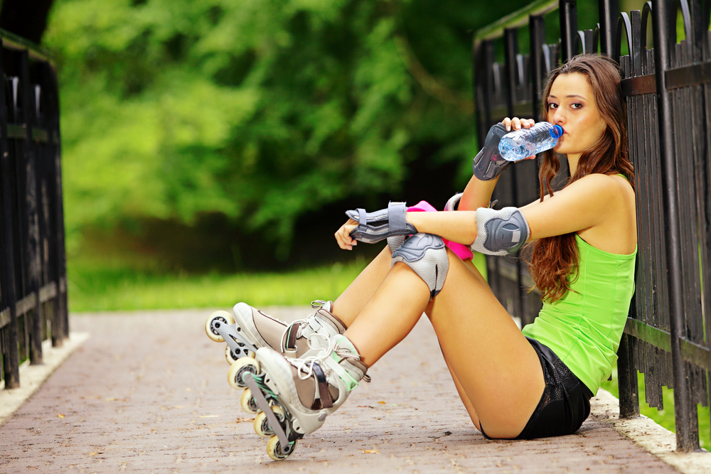 is rollerblading good exercise